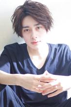 men'sスタイル アップバングで爽やかショート T−204|Lila by afloat 小笠原 剛のメンズヘアスタイル