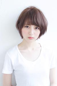 小顔カジュアルショート【N-603】