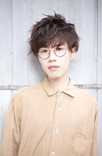 マッシュスタイルメガネ男子【N-625】