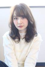 アフロート中島 コンサバ 吉祥寺 【N-5】 Lila by afloatのヘアスタイル