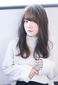 ゆるふわセミロング【N-14】