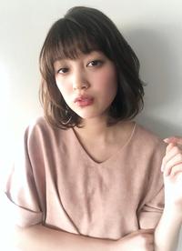 大人可愛いフォギーボブ【k27】