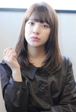 艶髪フォギーグレージュストレート【k42】