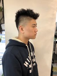 【アフロート吉祥寺 メンズヘア】N-52