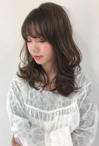 春一押し大人フェミニンレイヤー【k59】