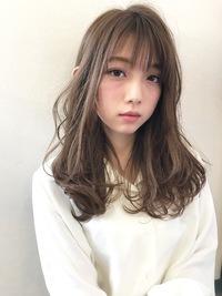 大人のおしゃれ可愛い耳掛けシアカラー【k68】