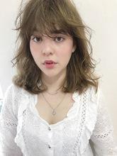 ゆるふわパーマ T6|Lila by afloatのヘアスタイル