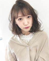 愛されひし形フェミニンボブ【k132】