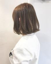 人気の外はねボブ【k155】|Lila by afloatのヘアスタイル
