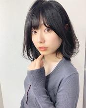 可愛いくびれレイヤーボブ【k239】|Lila by afloatのヘアスタイル
