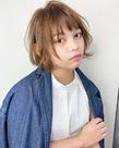 フェミニンショートボブ【k236】