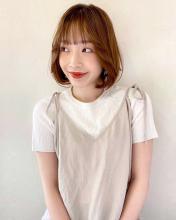 韓国ボブ【s63】|Lila by afloatのヘアスタイル