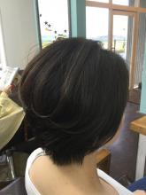 新色は今年流行のベイクドカラーだよ。|Loco Styleのヘアスタイル