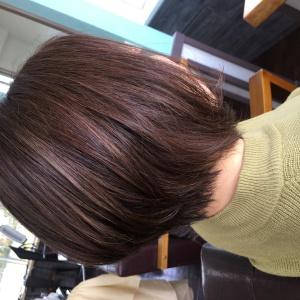 小野市ショート 小野市ハイライト 小野市ブリーチ|Loco Styleのヘアスタイル