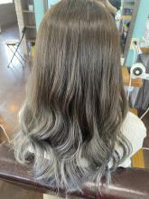 まろやかベージュ|Loco Styleのヘアスタイル