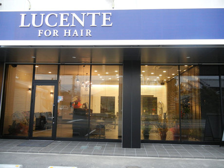 LUCENTE FOR HAIR