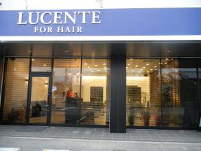 LUCENTE FOR HAIRのご案内