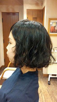 ふんわり可愛いウェーブヘア|madameのヘアスタイル