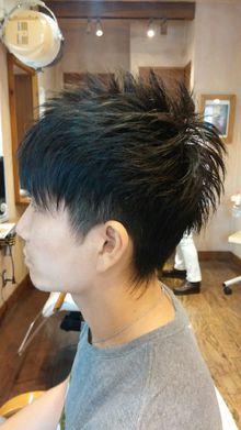 スッキリ爽やかイケメンショート|madameのヘアスタイル