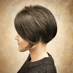 モードボブヘア|madameのヘアスタイル