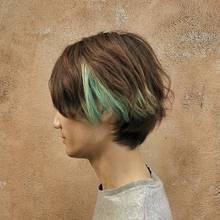 サマートレンドカラー|madameのメンズヘアスタイル