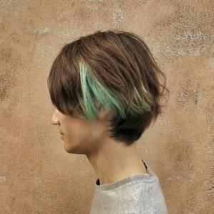 サマートレンドカラー|madameのヘアスタイル
