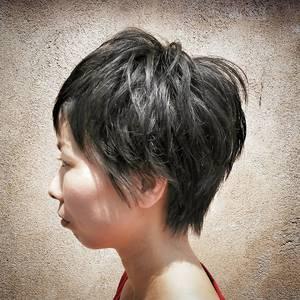 美フォルムサマーヘア|madameのヘアスタイル