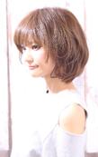 【Maria by afloat】吉澤侑子 無造作リラクシーナチュラルボブ