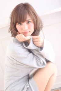 Maria by afloat ひし形オールマイティボブ♪