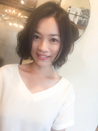 【担当 添田】デジタルパーマの簡単スタイリングは添田にお任せくださいs-381