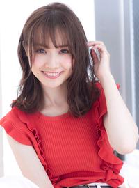 【担当 添田】 大人かわいいハネレイヤーミディアムs-415