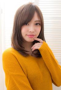ひし形センシュアルミディ【ショコラベージュ】U-164