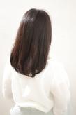 黒髪風な大人セミディs-501