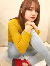 内巻きレイヤーボブ☆ Maria by afloatのヘアスタイル