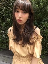 ブルージュゆるふわ小顔パーマ|Maria by afloat 鎌倉 彩のヘアスタイル