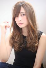 【重山祐亮】低温デジタルパーマ大人ロング♪|Maria by afloatのヘアスタイル