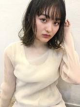 韓国風小顔mixパーマボブ15|Maria by afloat 鎌倉 彩のヘアスタイル