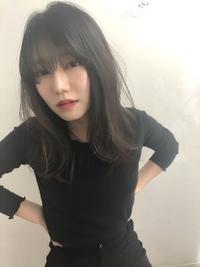 女子アナ風ラフセミディ【シナモングレージュ】U-219