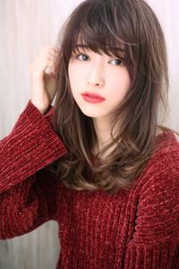 大人ロングナチュラルワンカール♪S48