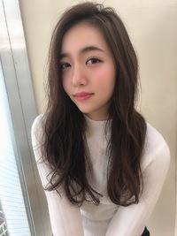 女子アナ風ラフセミディ【シナモンブランジュ】U-230
