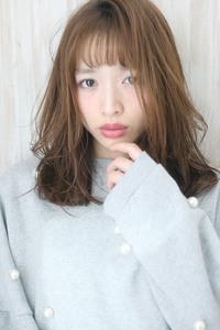 【重山祐亮】ナチュラルミックスカール♪S60