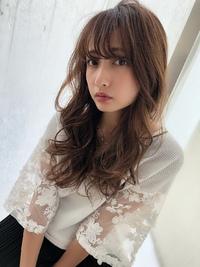 女子アナ風ラフセミディ【シナモンブランジュ】U-255