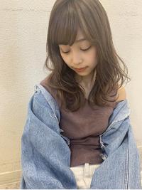 【山田】フェミニン小顔モテウェーブy72