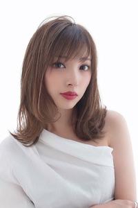 大人のくびれセミディ【シトラスアッシュ】U-300