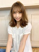【重山】小顔Aラインセミディ♪S125|Maria by afloatのヘアスタイル