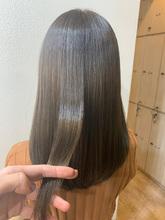 【話題】酸熱トリートメント リラトリ|Maria by afloatのヘアスタイル
