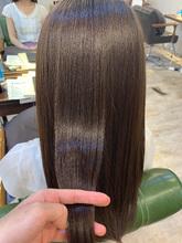 【話題】お客様スタイル酸熱トリートメントリラトリ|Maria by afloatのヘアスタイル