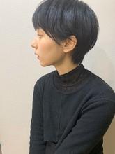 アフロート ナチュラルマッシュショート|Maria by afloat 山田 祐里のヘアスタイル