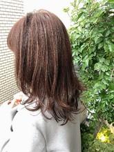 『上田』お客様スタイル|Maria by afloatのヘアスタイル
