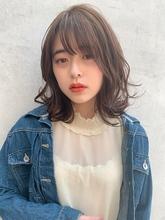 ふんわりパーマで楽ちんスタイリング|Maria by afloat 篠田 実柚のヘアスタイル
